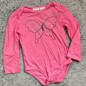 🎉1/24 HP🎉 Lightweight butterfly Onsie